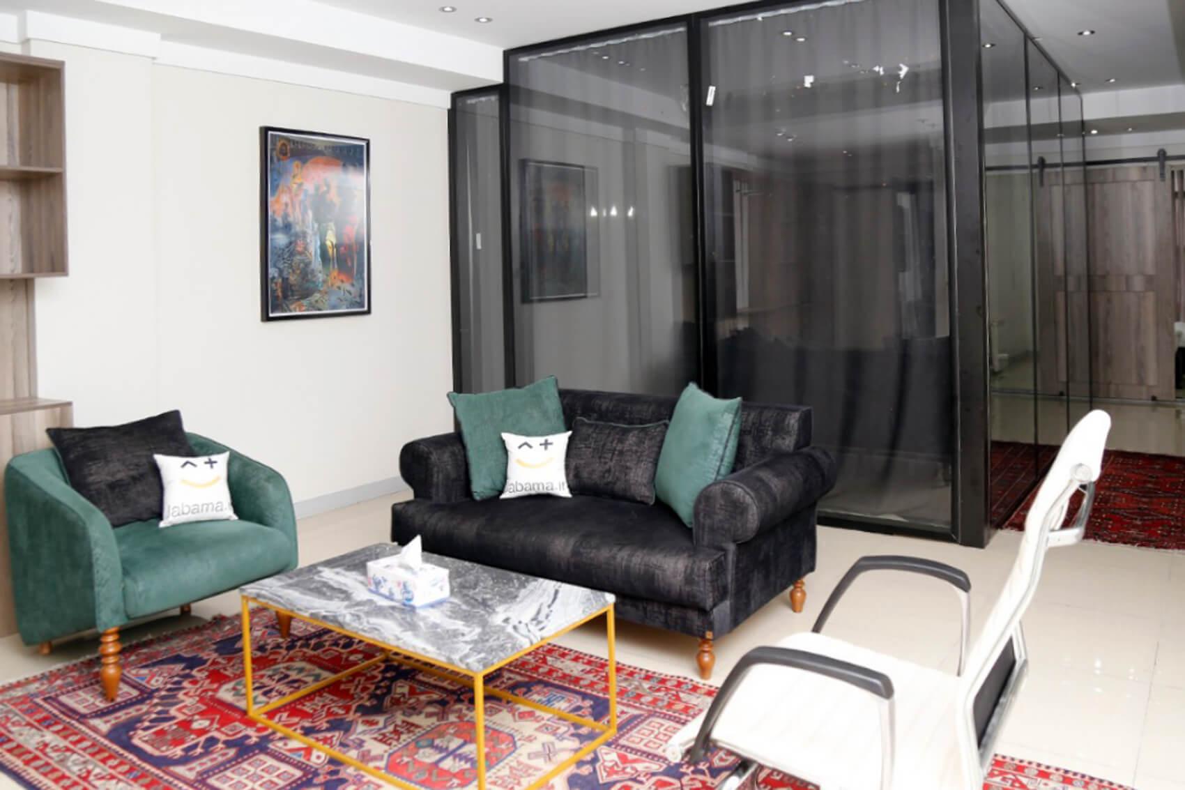 آپارتمان مبله ی دو خواب شیک در تهرانپارس