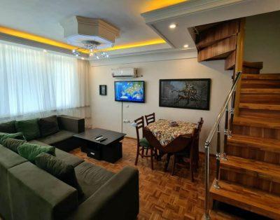 آپارتمان مبله دو خواب در اندرزگو(فرمانیه)