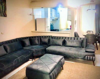 آپارتمان مبله دو خواب ، باغ فیض