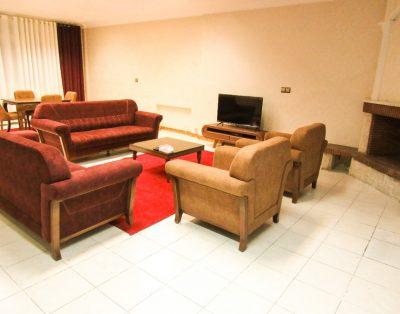 آپارتمان مبله ی دو خواب تازه بازسازی شده در شیراز شمالی