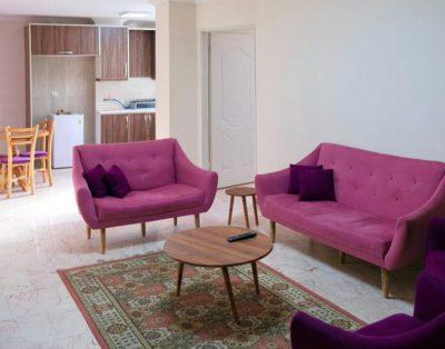 آپارتمان مبله ی یکخواب در شهران