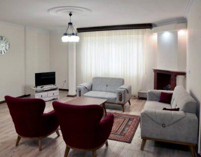 آپارتمان مبله ی دو خواب در سعادت آباد