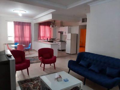 آپارتمان مبله ی دو خواب در تهرانپارس شرقی